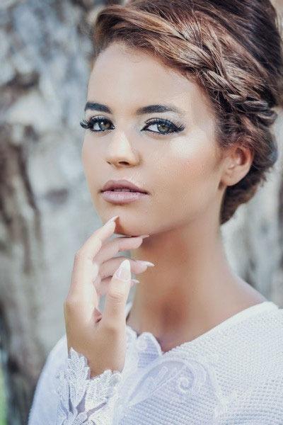 איפור ועיצוב שיער תהילה אזולאי כלות אופנה ומדיה