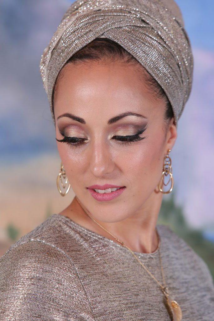 תהילה אזולאי איפור ועיצוב שיער כלות אופנה ומדיה