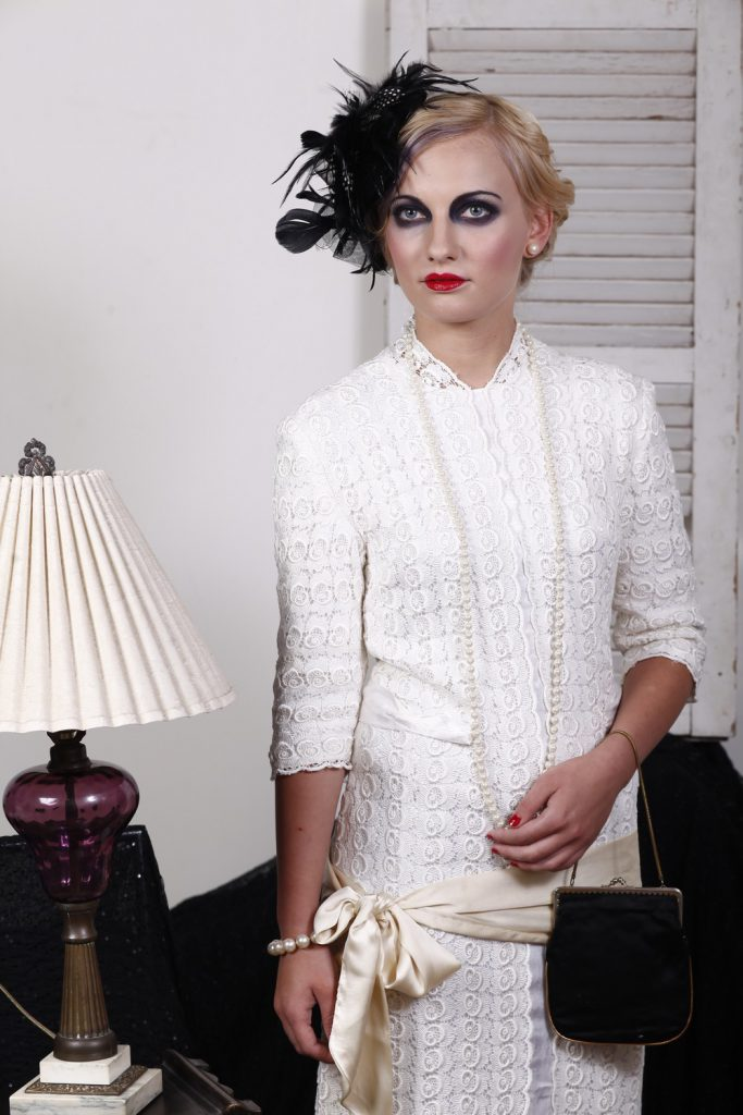 איפור ועיצוב שיער להפקות אופנה ומדיה-תהילה אזולאי